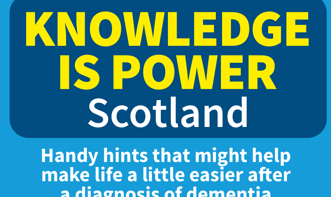 Knowledge is Power header, front cover